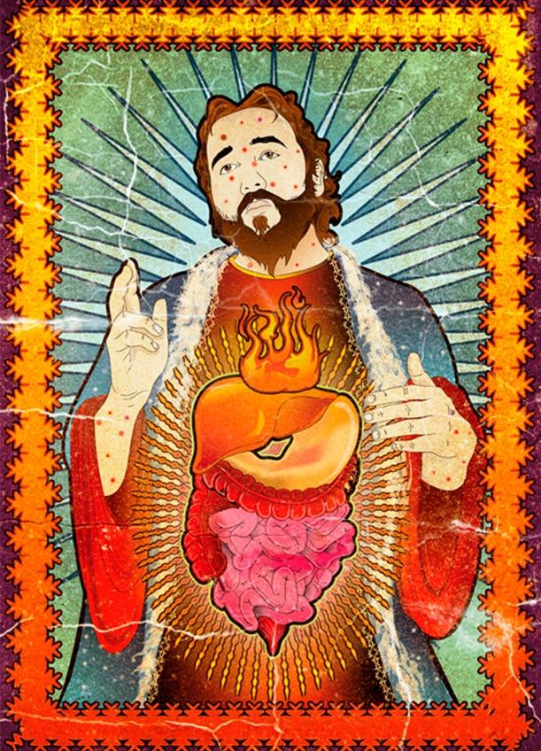 Sacred digestive system