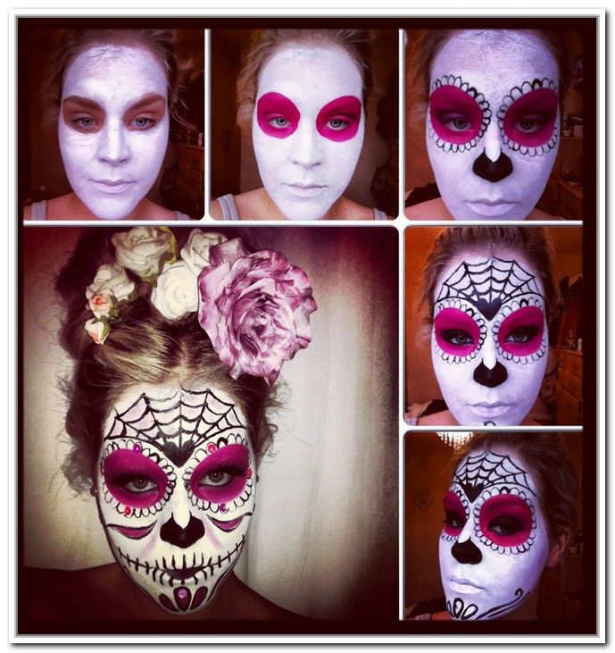 Face Painting Ideas For Kids Step By