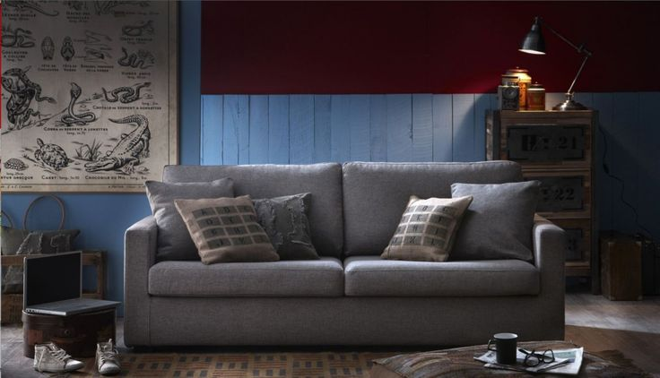 Modern home spirit sofa from Le Patio. Sofa'sil