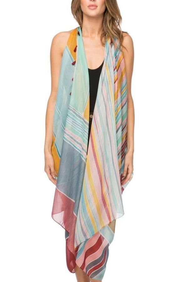 NEW Free Spirit Vest, Stripe Tassel | Products | Free ...