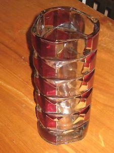 Large Vintage Cranberry Glass Cut Vase Made in France by J G Durand | eBay Time left: 3d 12h (13 Apr, 2014 20:09:02 BST)  http://r.ebay.com/GlC3Q1 via @eBay_UK