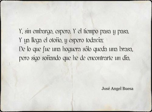 José Angel Buesa.