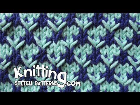 Thorn stitch - YouTube