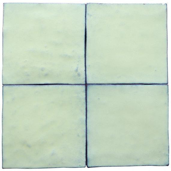 Full Tile Sample Souk Square Marine Green Zellige Zelij Moroccan Wall Tiles 10 X 10cm In 2020 Tiles Wall Tiles Moroccan Wall Tiles