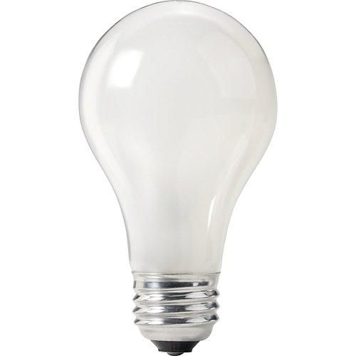 Philips 75w 130v A Shape A19 Frost Propack Incandescent Light Bulb Incandescent Light Bulb Light Bulb Bulb