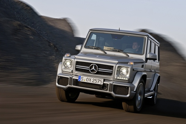Mercedes-Benz G-Class. Join us at http://www.facebook.com/mercedesbenzmccarthy