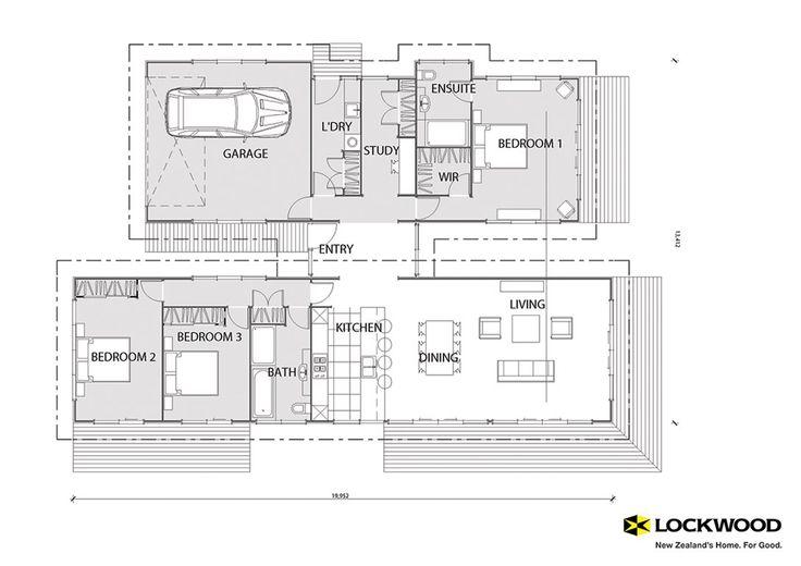 Matakana - House Plans New Zealand | House Designs NZ