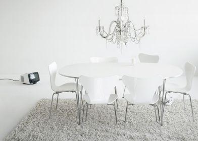 Super Elliptical table - Fritz Hansen - 1690€  Scandinavia Design