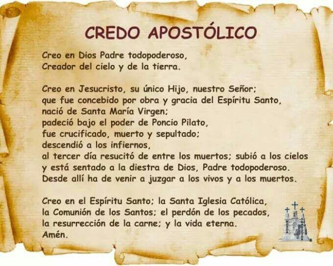 Credo Apostólico
