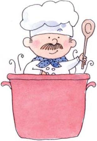 Cocineros en dibujos para imprimir - Imagenes y dibujos para imprimirTodo en imagenes y dibujos