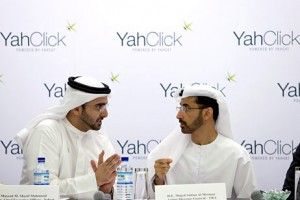 "Residents and businesses in the UAE will now have another broadband service provider to choose from. YahClick, a subsidiary of Mubadala's YahSat, launched a satellite broadband offering in the UAE today offering an alternative to Etisalat and du. The service will be made available through providers SkyStream and Safa Telecom. ""YahClick was designed with a specific mission in mind, [...]"