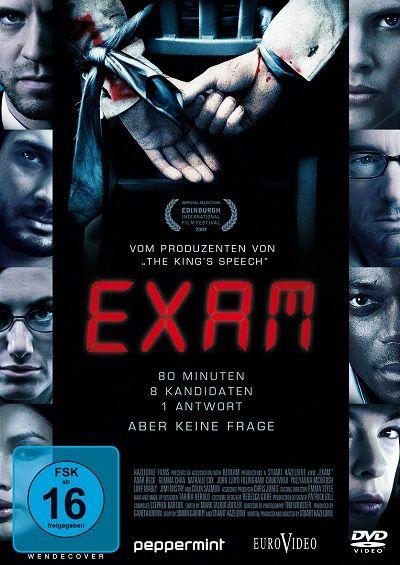Sınav – Exam 2009 (BRRip XviD) Türkçe Dublaj