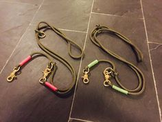 DIY instruction for a collar and rope of rope. The absolute trend among the dogs!