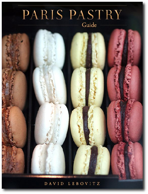 Awesome eBook & App version of David Lebovitz's Paris Pastry Guide.