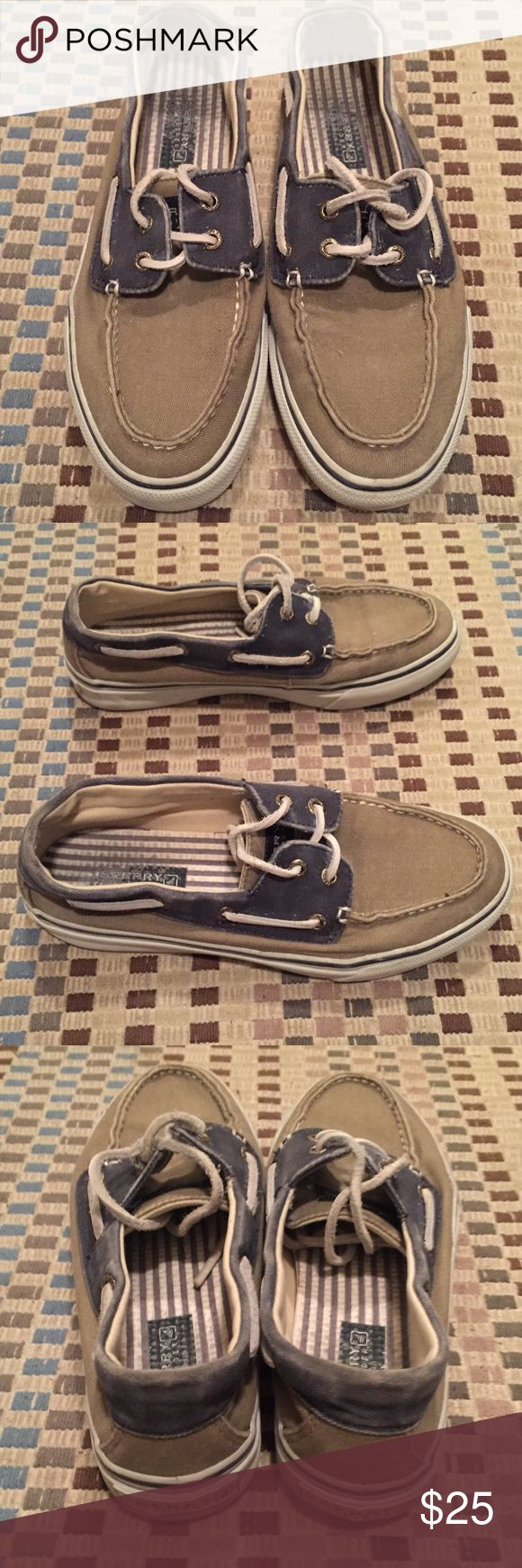Sperry Boat Casual Shoes Men's Size 7.5 If you have any questions just comment! Sperry Shoes Boat Shoes