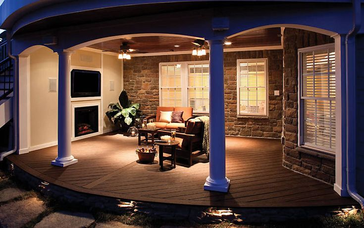 Trex Contour® - Outdoor Patio Products | Trex