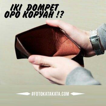 dompet vs kopyah