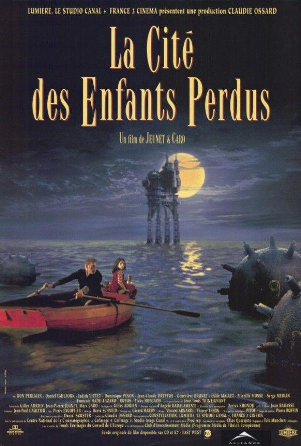 """La Cité des Enfants Perdus (1995) """"Ladrão de Sonhos"""""""