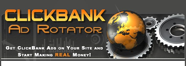 The Clickbank Ad Rotator allows you to finally maximise your website advertising - Full and Workable Software - Order Today...http://cbadrotator.myvirtualigloo.com
