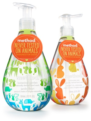 Method Hand Soap Newest Addition - I really want the bunny one!