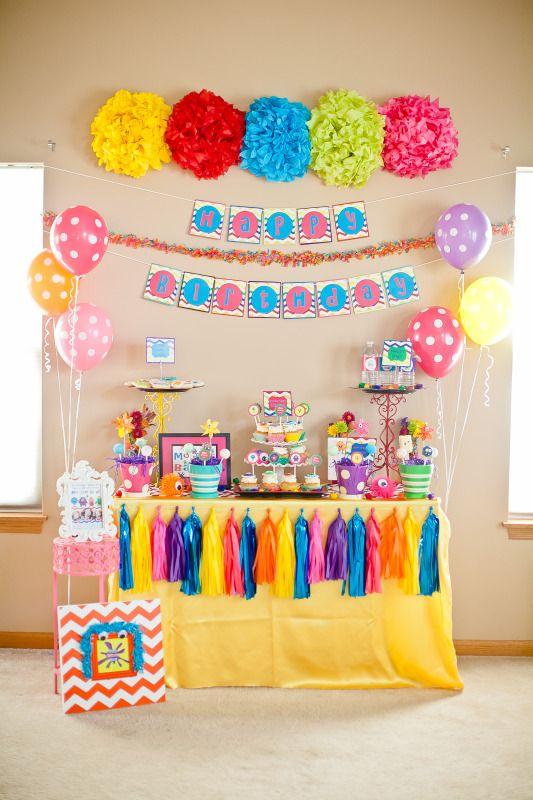 17 best images about mesas de dulces dessert tables on - Decoracion party ...