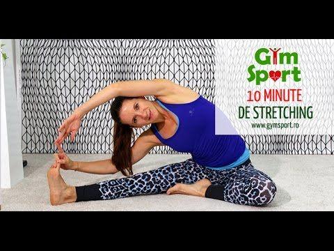 10 minute de exercitii de stretching pentru acasa - VIDEO