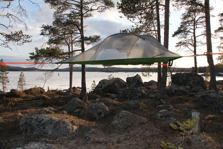 Nevermind boulders. Lapland, Finland