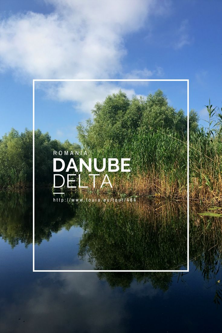 DANUBE DELTA IN ROMANIA.  see the itinerary here: http://www.toura.eu/tour/484