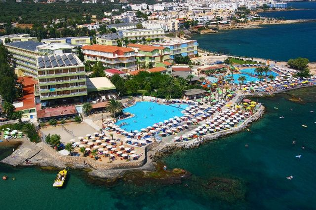 Hotel Eri Beach, recenze hotelu, dovolená a zájezdy do tohoto hotelu - INVIA.CZ anaz