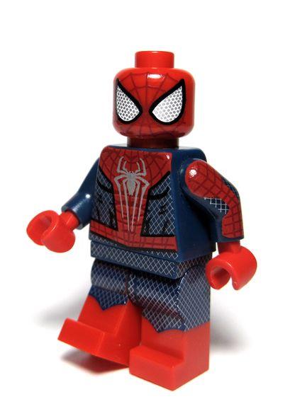70 best images about lego minifigures on pinterest civil - Spiderman batman lego ...