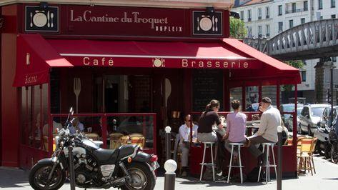 La cantine du troquet an absolute favorite 101 rue de l ouest 75014 goodbye 20s hello paris - La cantine du troquet dupleix ...