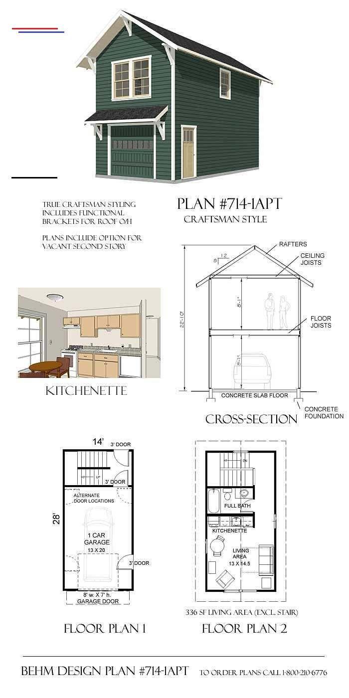 Garageplans En 2020 Diseno Casas Pequenas Planos De Casas Casas De Dos Pisos