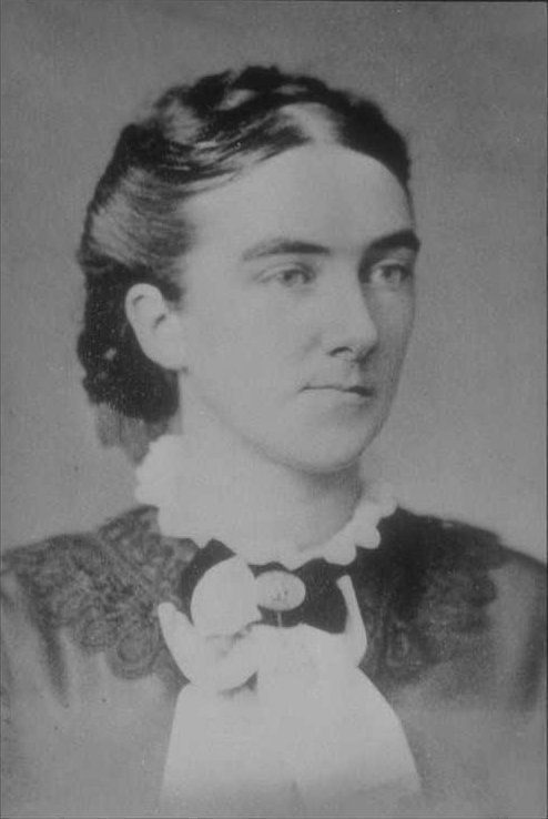 "Another look at Ellen Swallow - the first woman awarded a Bachelor of Science from the Institute of Technology in 1873. She wrote of her student days, ""I hope I am winning a way which others will keep open."""