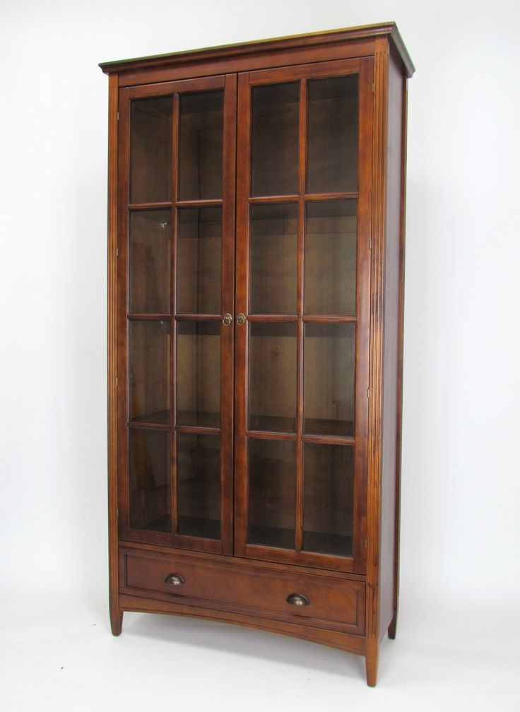 """Traditional 82"""" Barrister Bookcase"""
