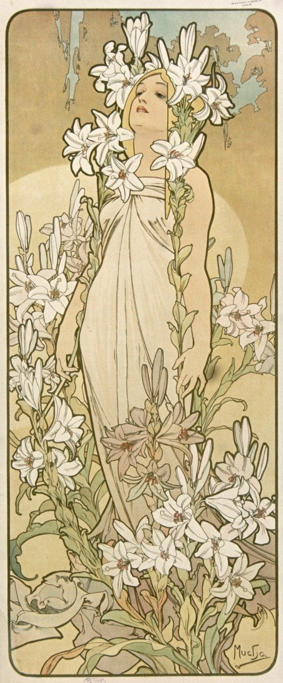 59 best Art Nouveau - Nature images on Pinterest | Art nouveau, Gate ...