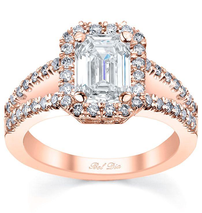 Fantasia 14kt White Gold Canary Three Stone Ring - UK I 1/2 - US 4 1/2 - EU 48 1/2 BQ6ZH
