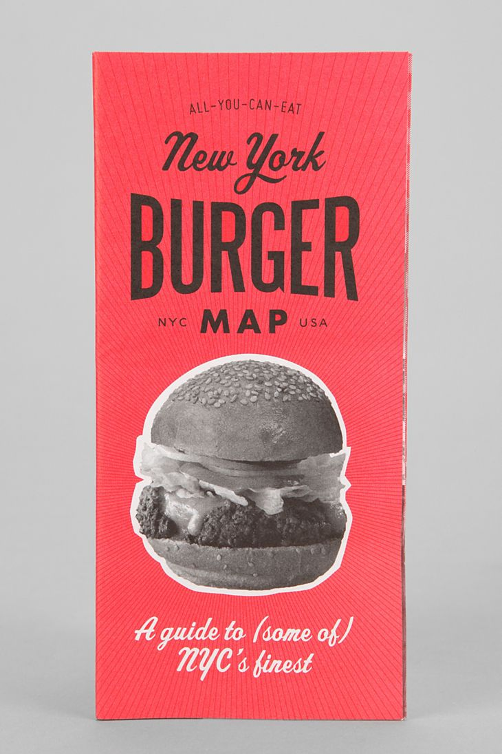 Best Burgers Images On Pinterest Burgers Burger Branding And - Burger map us