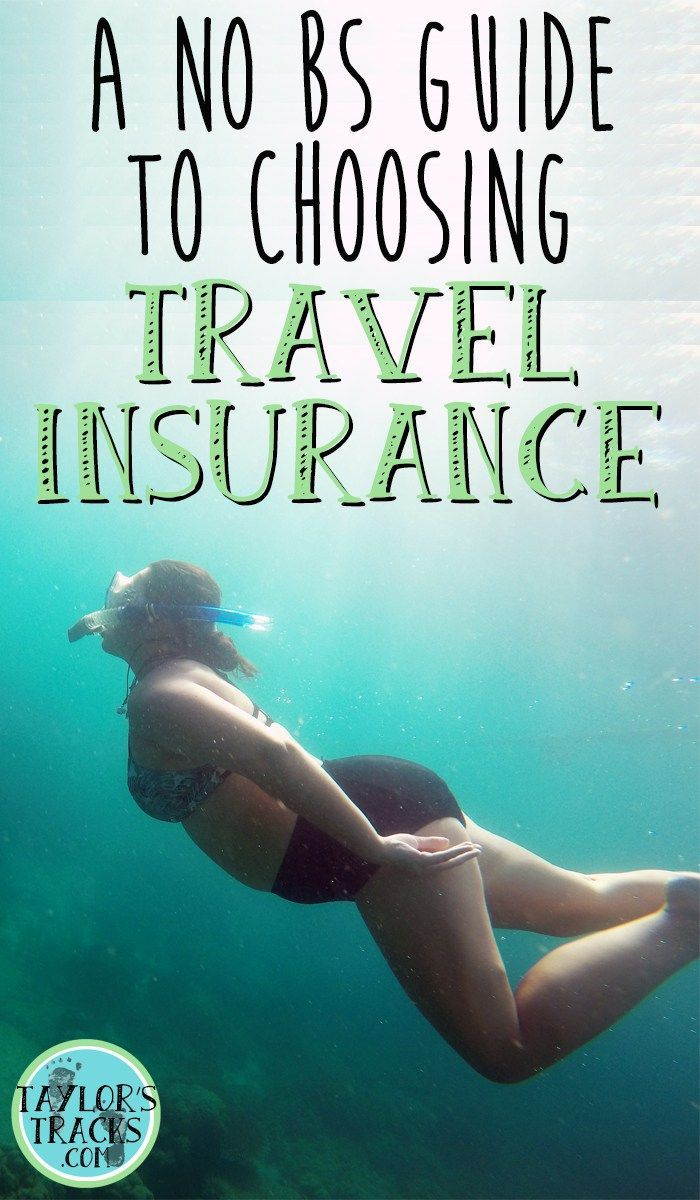 Not sure how to start looking for travel insurance? Follow this guide to help you decide what's best for you!