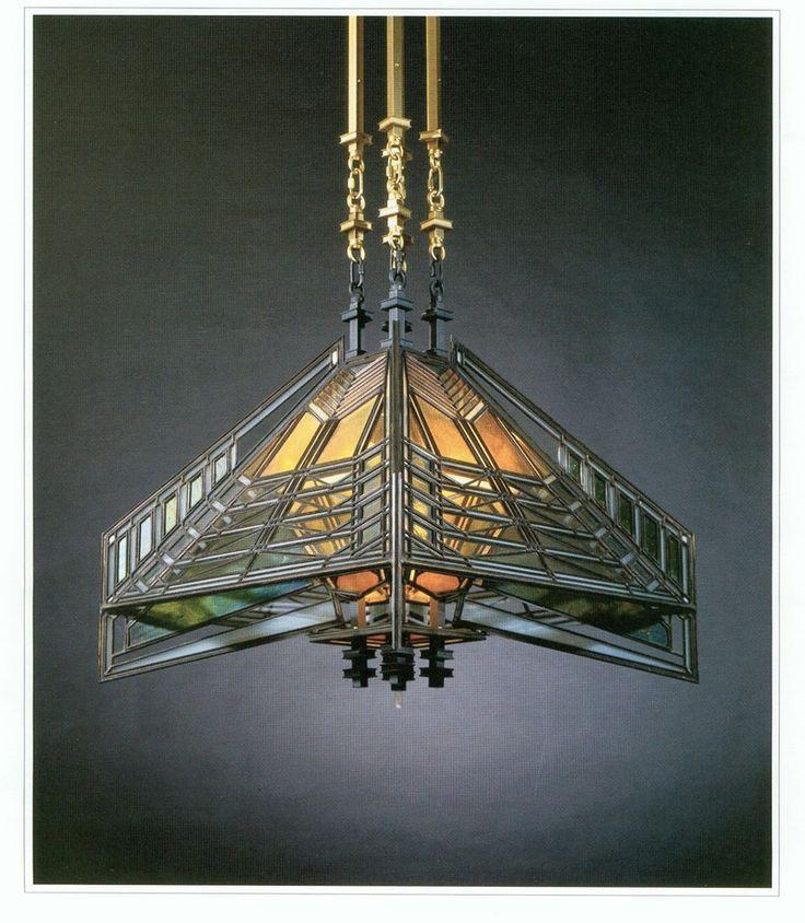44 Best Craftsman Style Lighting Images On Pinterest