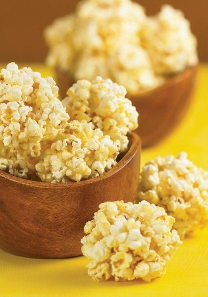 E-Z Popcorn Ball #Recipe from The Complete Best of Bridge Cookbooks Volume 3