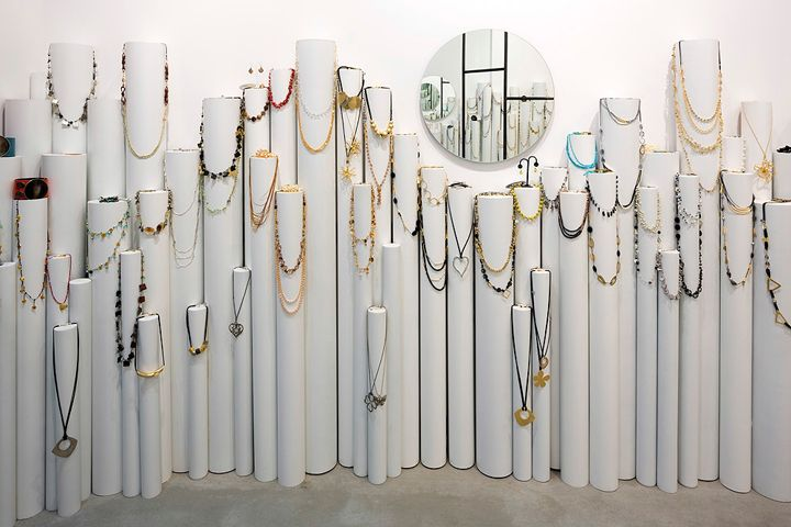 Jewelry store design by Chezi Levy