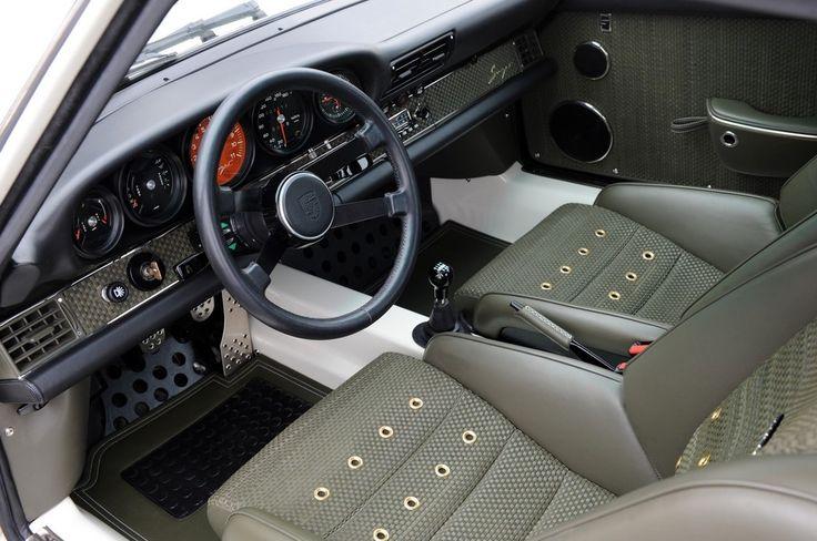 dream sunday ride. Singer Porsche 911