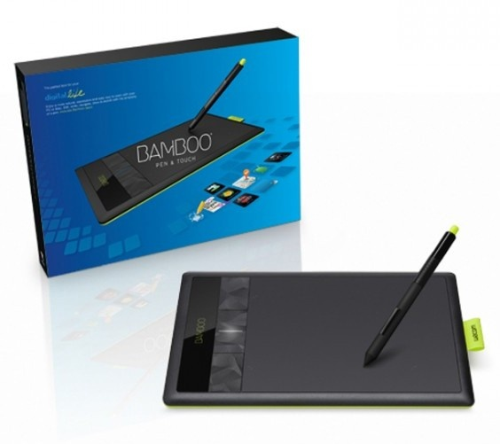 New!! Bamboo Pen and Touch CTH-470/K0-C