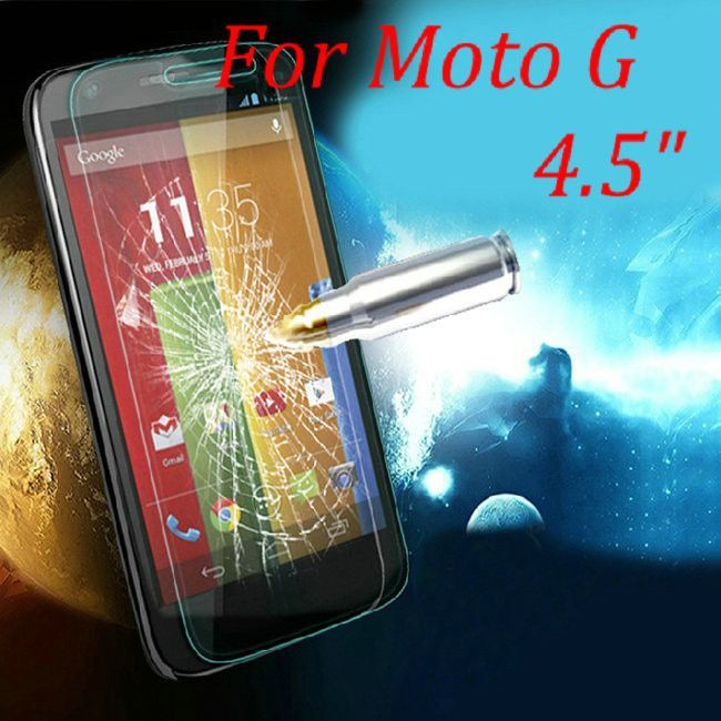 """Glass film for Moto G XT1032 XT1031 XT1033 XT1034 XT1028 XT1039 XT1040 tempered Glass Screen Protector for Motorola Moto G 4.5"""""""
