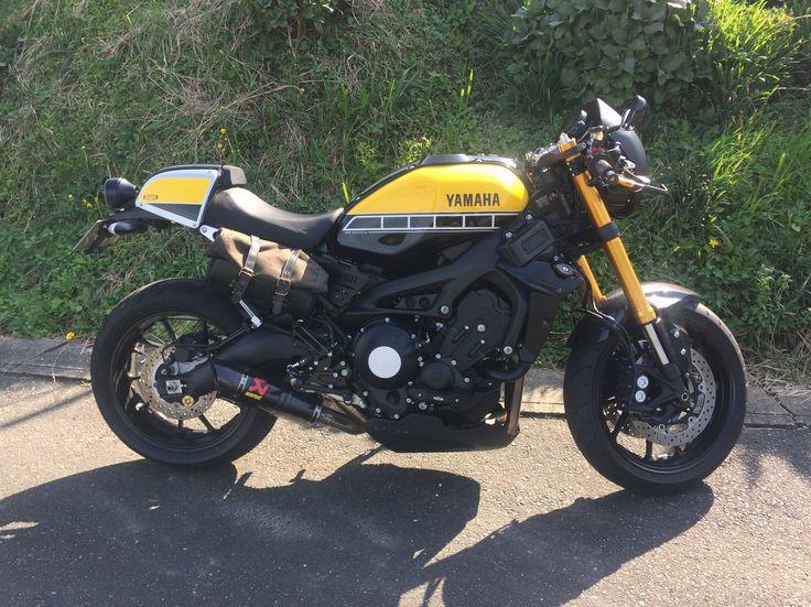 Yamaha Xsr900 Cafe Racers Custom Bikes Dirt Biking Scrambler Bobbers Motorcycles Motorbikes Motocross