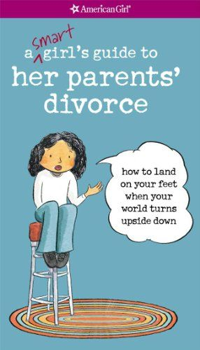 The changes that come with divorce can be difficult for a girl. In this book, American Girl answers girls' letters about every aspect of divorce, from the initial split-up to a parent's remarriage. The book includes quizzes and tips, plus advice from girls who've been there and have wisdom to share.