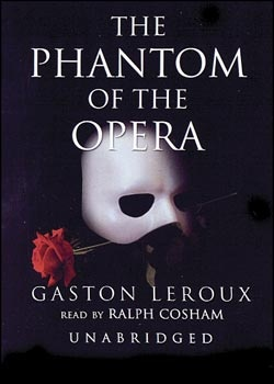 We present the the phanton of the opera story by video, speaks, and others ways, my group sang, rs