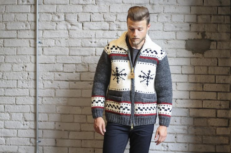 Over the Rainbow's 40th Anniversary Limited Edition Cowichan Sweater