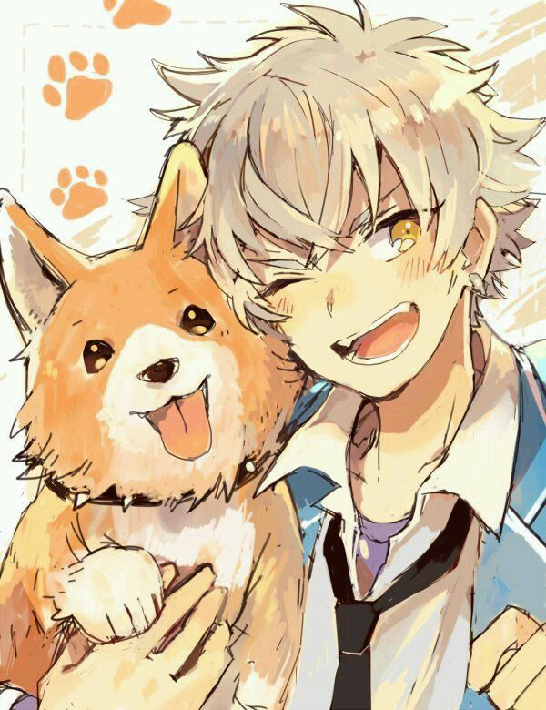 Animal Anime Boy