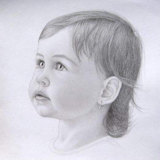 Little girl by jm78.deviantart.com on @DeviantArt